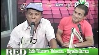 Melcochita y Miguelito Barraza en Canal 39 Arequipa