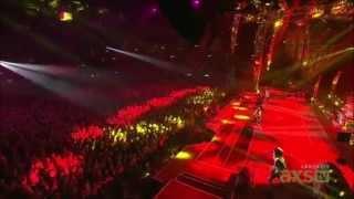 KISS - Heaven's On Fire [Zurich 2013]