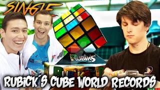 Rubik's Cube World Records 2017 (Single)