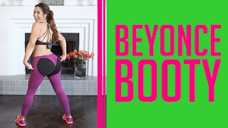 Get A Beyonce Booty | Butt Exercises | Natalie Jill