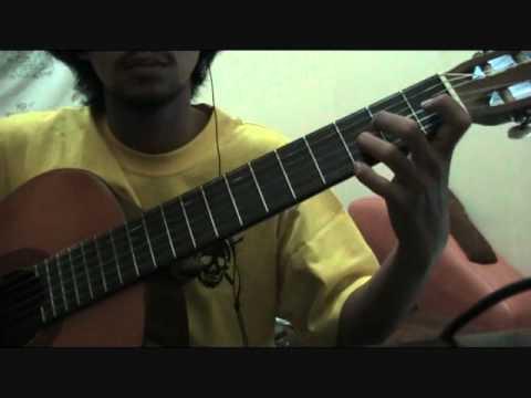 Kotak - Pelan Pelan Saja (instrumental guitar cover)