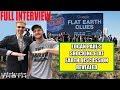Robbie Davidson Talks to Logan Paul about the Bible and Flat Earth - Exclusive Interview