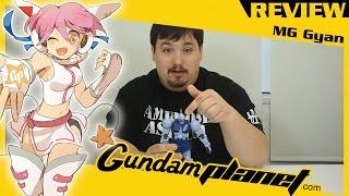 Gundam Planet Review - MG Gyan