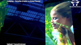 [HD VID] Coldplay - Paradise (Fedde le Grand Remix) ★★★【MUSIC VIDEO ToJ edit】★★★