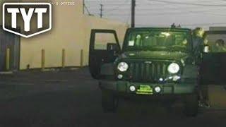 Dashcam Shows Cop Is Lying