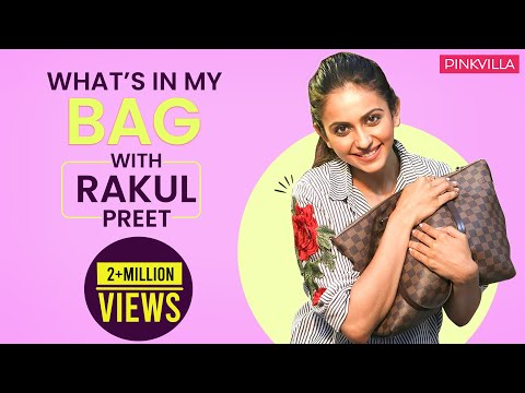 Xxx Mp4 What S In My Bag With Rakul Preet S03E09 Fashion Bollywood Pinkvilla 3gp Sex