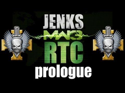 MW3 10th Prestige Road To Commander 01/01/12