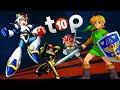 Download Video Download Les 10 meilleurs jeux de la SUPER NINTENDO | TOP 10 3GP MP4 FLV