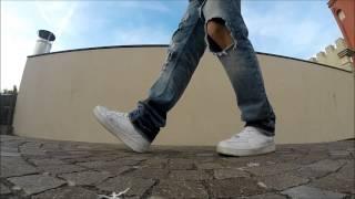 tutorial shuffle dance / cutting shapes