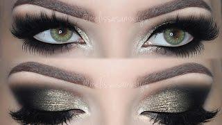 ♡ Metallic Night Out Makeup Tutorial! ♡ | Melissa Samways ♡