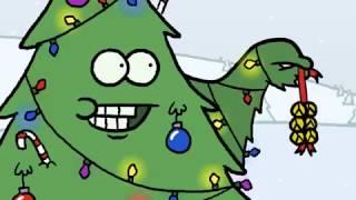Stupid Christmas tree.