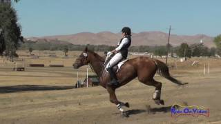 103XC Azure Siraco on Bold n Royal JR Training Cross Country Twin Rivers Ranch Sept. 2016
