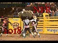 Download Video Download NFR BullRiding 2018 Rides, Wrecks and Saves 3GP MP4 FLV
