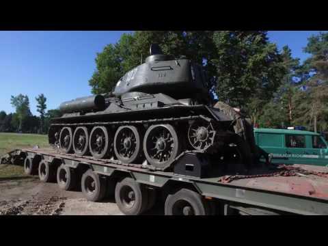 LIVE STREAM T 34 85 Tank Rudy 102