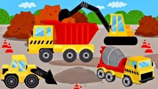 Building Machines for Kids| Videos for Kids- Children