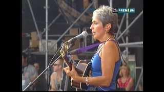 Joan Baez - Festival des Vieilles Charrues 2000