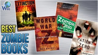 10 Best Zombie Books 2018
