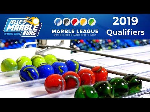 Marble Race Marble League 2019 Qualifiers