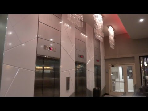 Otis Traction Elevators Travelodge Chicago IL
