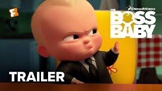 the boss baby official trailer - teaser 2017 - alec baldwin movie