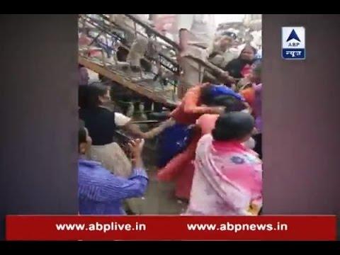 Demonetisation: Women exchange blows over queue outside bank in Patna