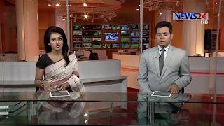 NEWS24 সংবাদ at 10pm News on 16th August, 2018 on News24
