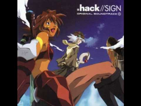 .hack//SIGN OST 1  - A Stray Child