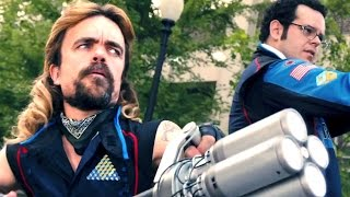 PIXELS Movie Trailer 2 (Video Games COMEDY - 2015)