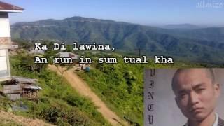 Vincy Chhangte - Ka Di Lenna with Lyrics (Mizo Lengzem)