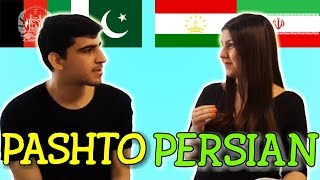Similarities Between Pashto and Persian