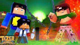 Minecraft: Who's Your Family? - O BEBÊ DO PACTW VS O MIKE DO MAL!! ( C/ TazerCraft )