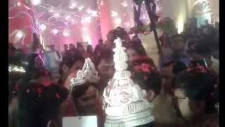 Anandalok Exclusive video of Dev's sister's wedding