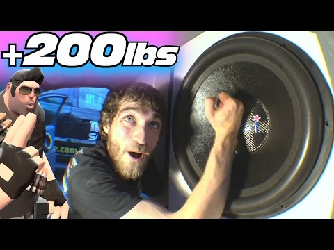 Xxx Mp4 EXO S BIGGEST Subwoofer Install EVER W Two 18 Inch PSI Car Audio Platform 5 EXTREME Subwoofers 3gp Sex