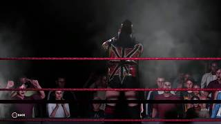 Eric Young Entrance (WWE 2K18)