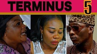 TERMINUS Ep 5 Theatre Congolais avec Bellevue,Maman Top,Princesse,Ebakata,Alain,Ibutu