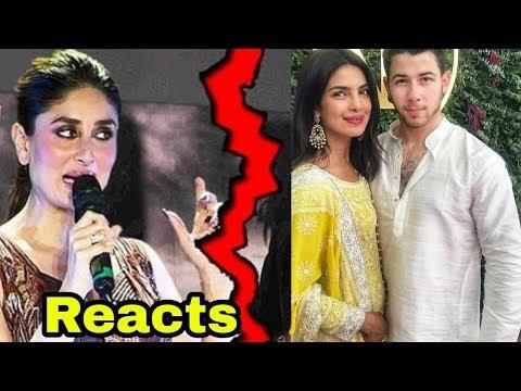 Xxx Mp4 Kareena Kapoor Khan S Shocking Reaction To Priyanka Chopra And Nick Jonas Engagement 3gp Sex