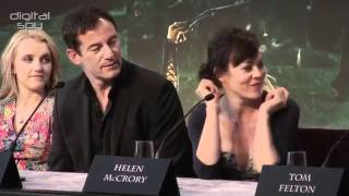 Harry Potter cast talk about their favorite lines