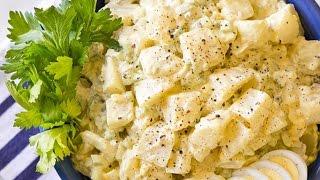 The Best Egg & Potato Salad Ever!