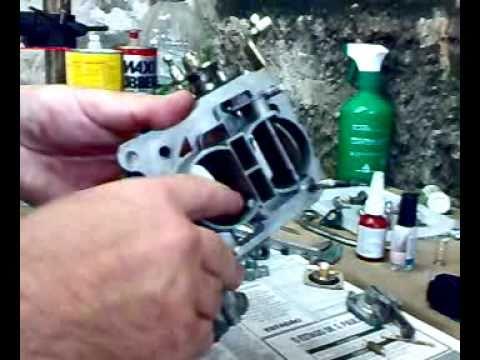 Tonella carburador weber 460 funcionamento e regulagens 3 6