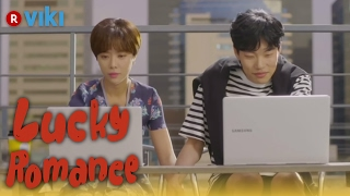 Lucky Romance - EP 12 | PDA Alert! Ryu Jun Yeol & Hwang Jung Eum Acting All Lovey Dovey