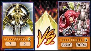 EGYPTIAN GOD CARDS vs SPHINX GODS! (Yu-gi-oh God Card Deck Duel!)