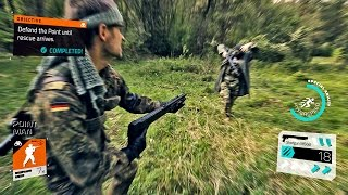 Airsoft Squad Interactive - 3rd person shooter game