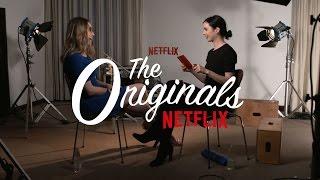 The Originals   Jamie Clayton and Krysten Ritter   Netflix