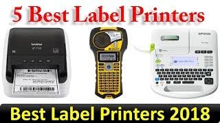 5 Best Label Printers || Best Label Printers Reviews ||