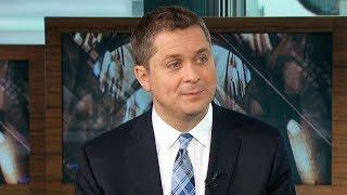 Andrew Scheer on India, NAFTA negotiations, climate change