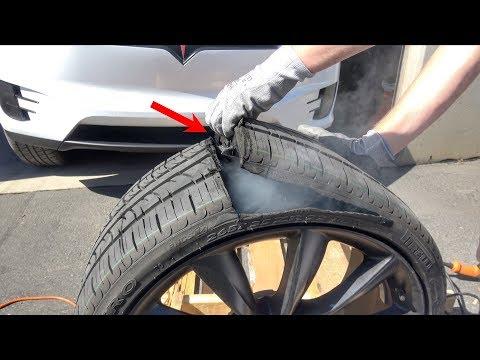 Xxx Mp4 What S Inside A Tesla Tire 3gp Sex