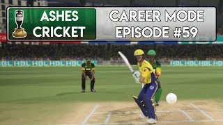 NEW UPDATE - Ashes Cricket Career Mode #59