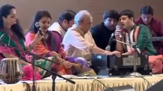 Gujarat Samachar and Samanvay Kavya Sangeet Samaroh 2015 Paragi Amar and Gaurang vyas performance