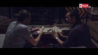 مسلسل أبواب الشك - نبيل نصب فخ لـ عمر عشان يفضل شغال معاه في تجارة المخدرات