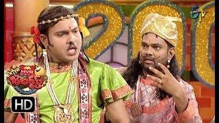 Sudigaali Sudheer Performance   Extra Jabardasth   10th August 2018   ETV Telugu